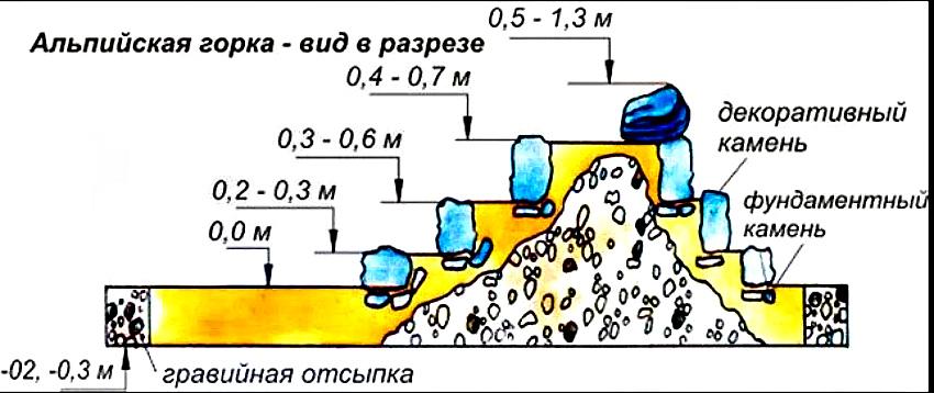 альнинарий схема