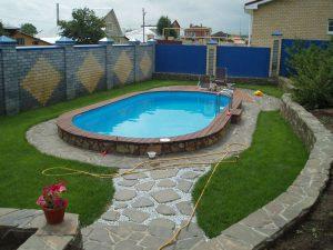 Бассейн для дома