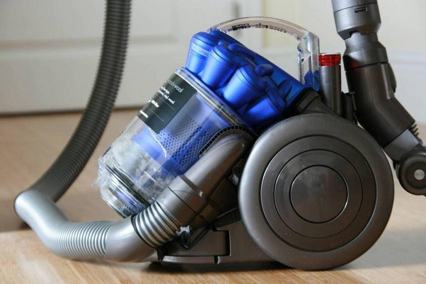 Циклонный пылесос: принцип работы, преимущества и недостатки