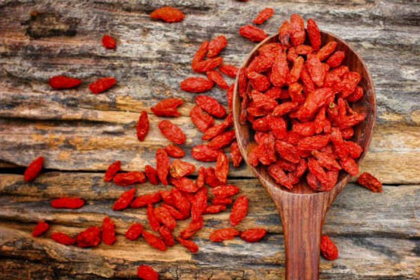 ягоды годжи сушеные
