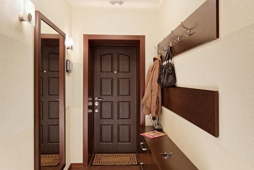 Узкий коридор в квартире: дизайн, интерьер, идеи и решения