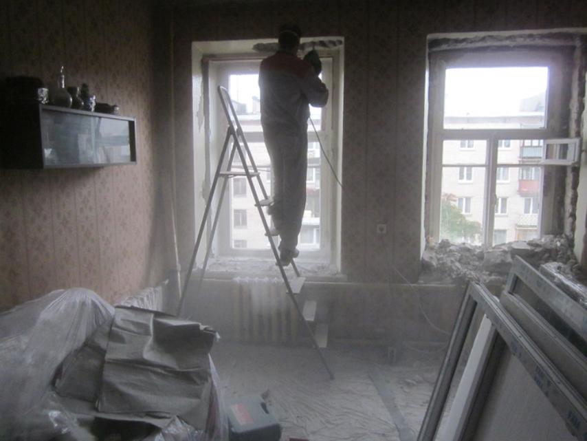 Ремонт квартир: что из работ целесообразно сделать летом