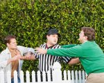 Как поставить соседей на место