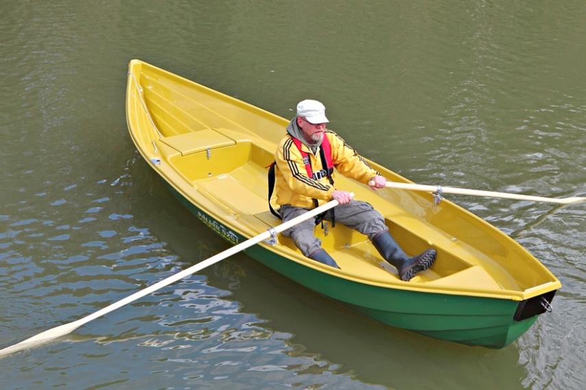 весельные лодки