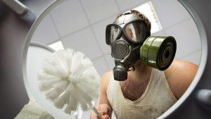 В туалете пахнет канализацией - что делать?
