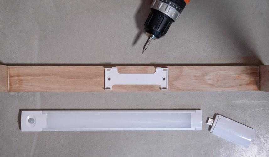 держатель светодиодной лампы
