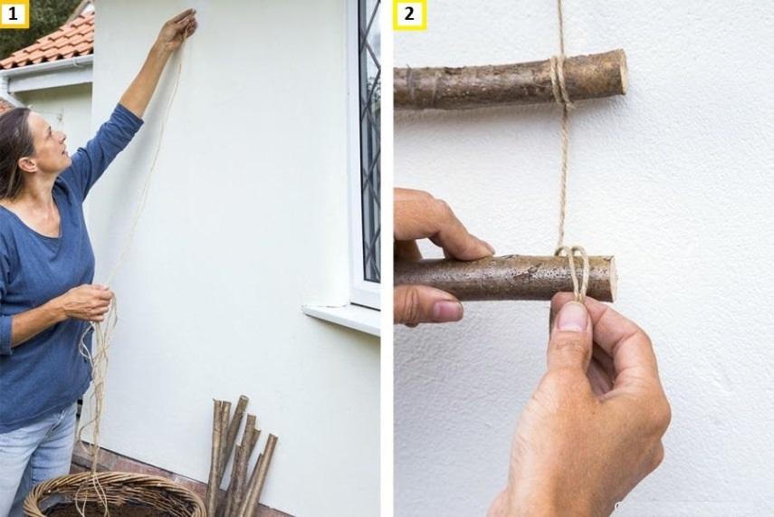 Деревянная решетка: изготовление