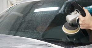 Царапина: полировка стекла