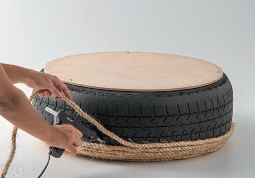 Обматывание шины