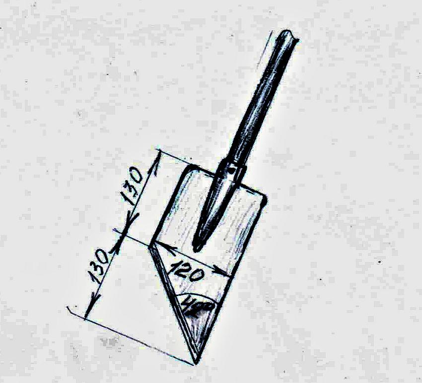 Садовые инструменты своими руками: вторая жизнь старых лопат