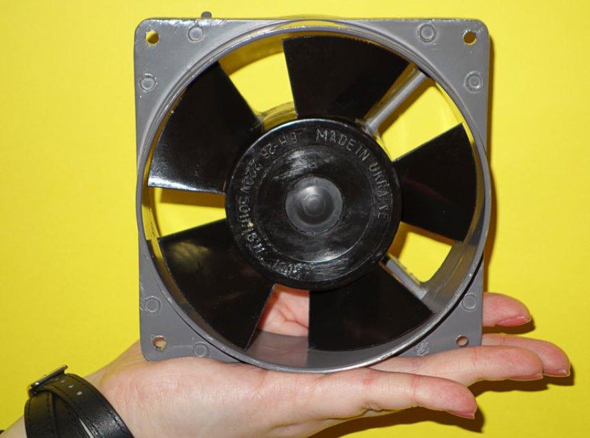 Вентиляция: Вентилятор ВН-2