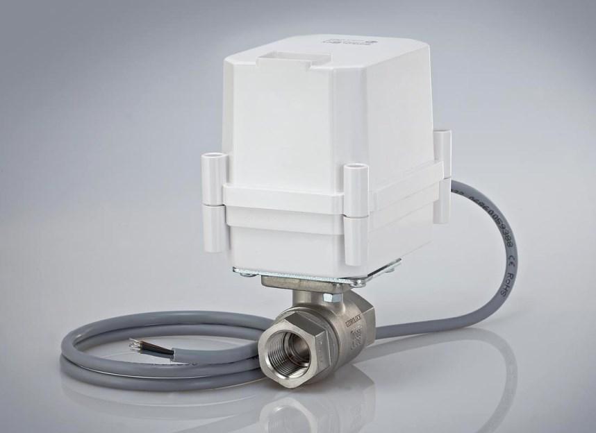 Защита от протечек Gidrolock : электропривод