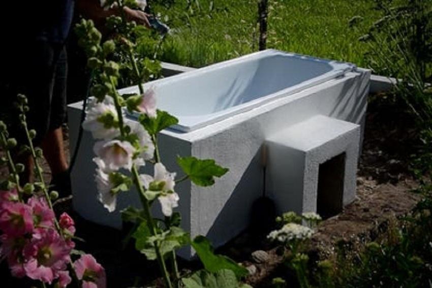 Ванна с подогревом