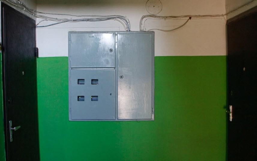 Замена электросчетчика
