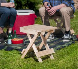 Складной стул с помощью лобзика