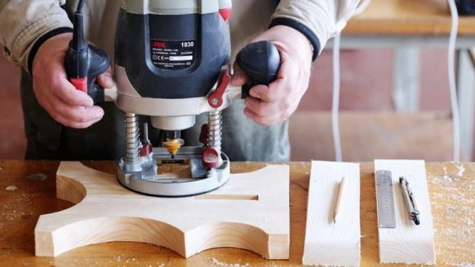 Ручной фрезер: как правильно выполнять основные приемы резки