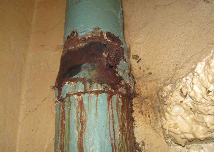 Замена канализационного стояка: полезная информация для жильцов МКД