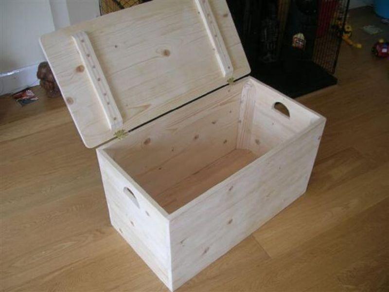 Сделать ящик для хранения