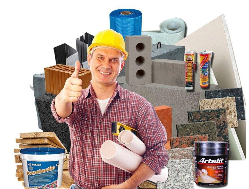 замена строительных материалов в ходе строительства