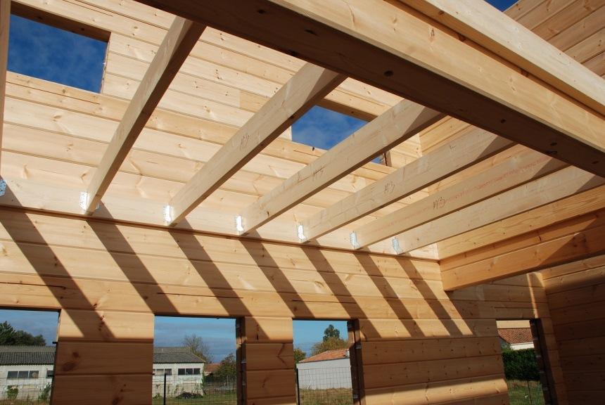 Балки межэтажного перекрытия: 7 важных моментов для тех, кто строит свой дом