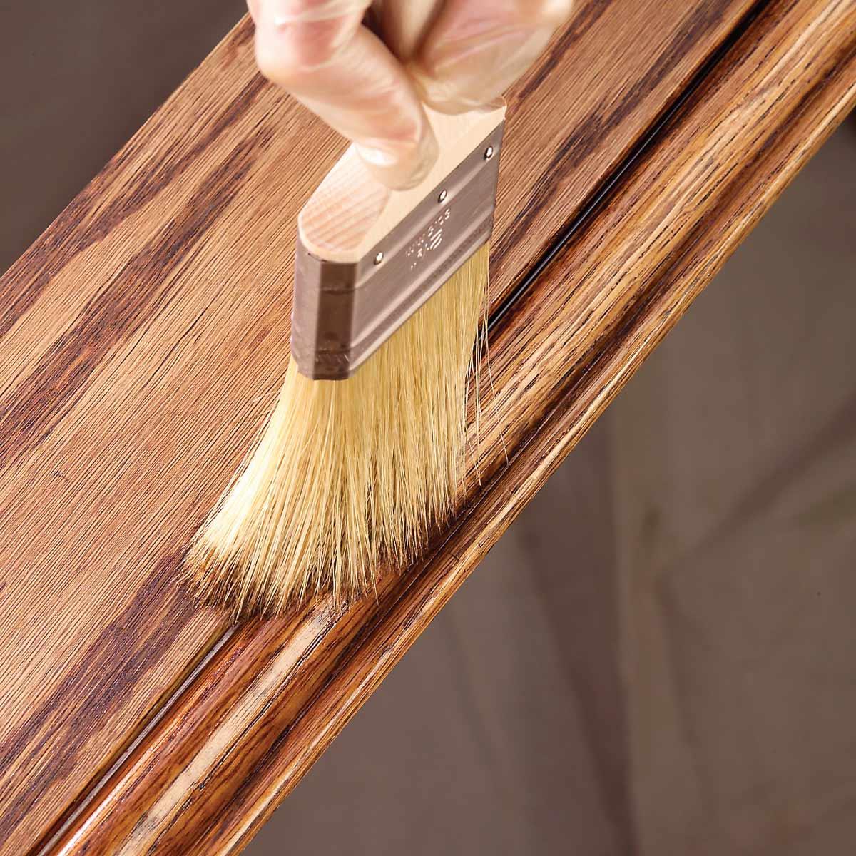 отделка деревянного декора