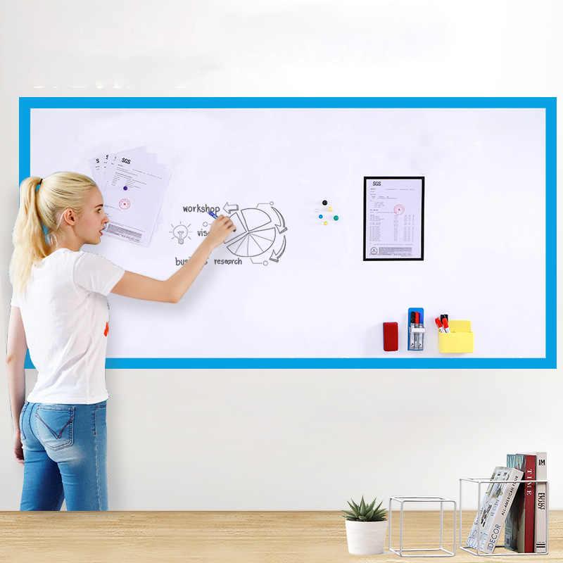 Магнитно-маркерная краска – надежная защита стен от детских художеств