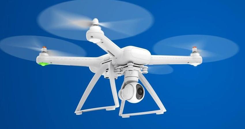 Дрон на стройке: новая профессия летательного аппарата