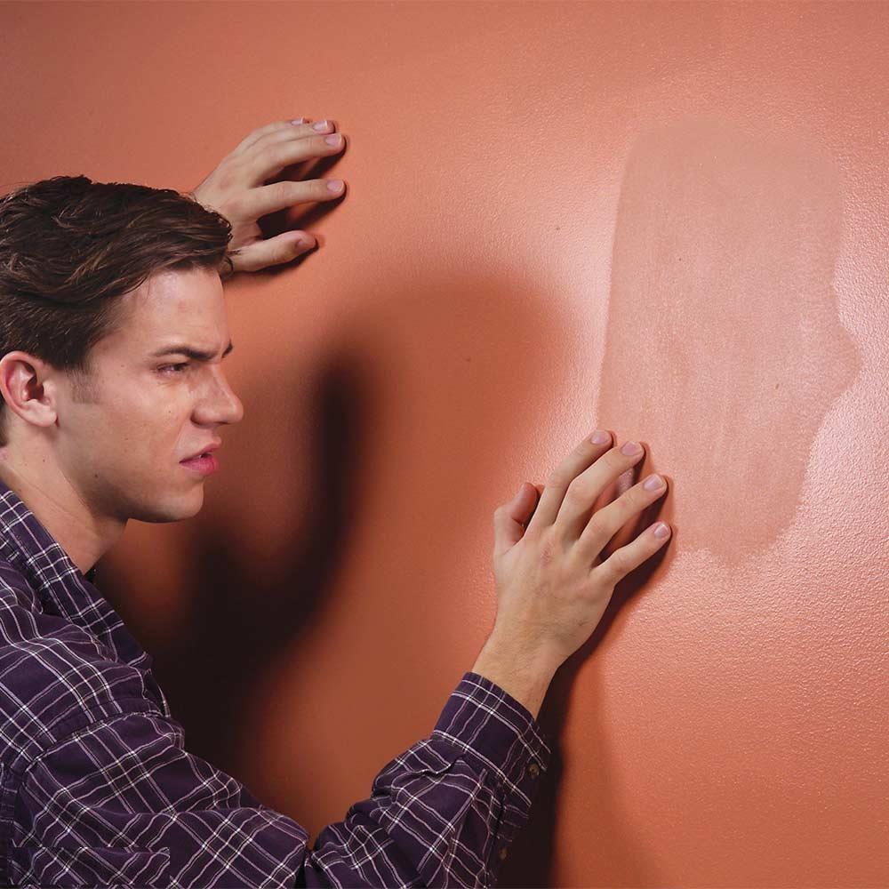Без ошибок при покраске