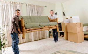 Избавиться от старой мебели
