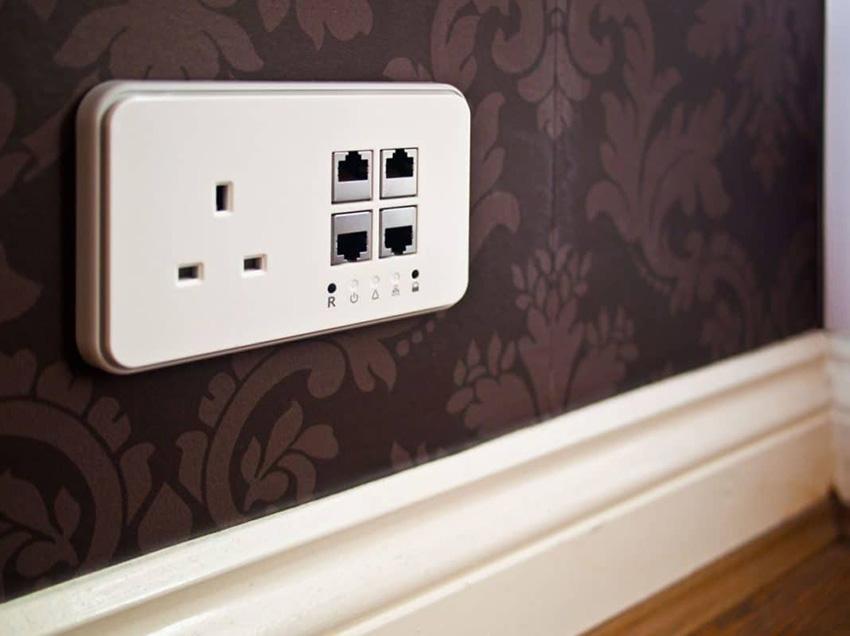 завести интернет в квартиру