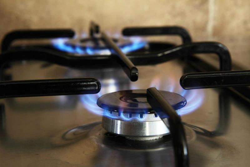 Горелка газовой печи