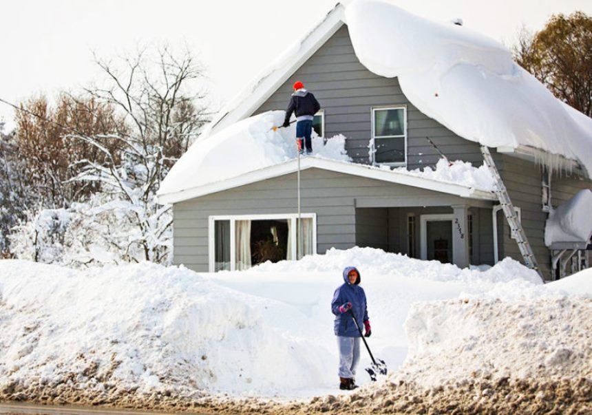 развитием снег на крыше дома картинки традиции