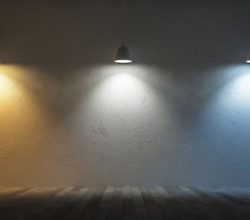 Теплый свет