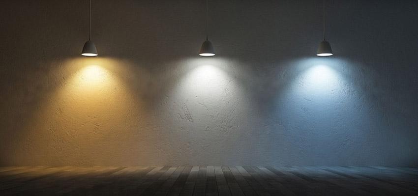Теплый свет или холодный: какой лучше?