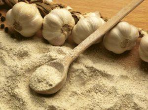 Сушеный чеснок -вкусная и полезная приправа