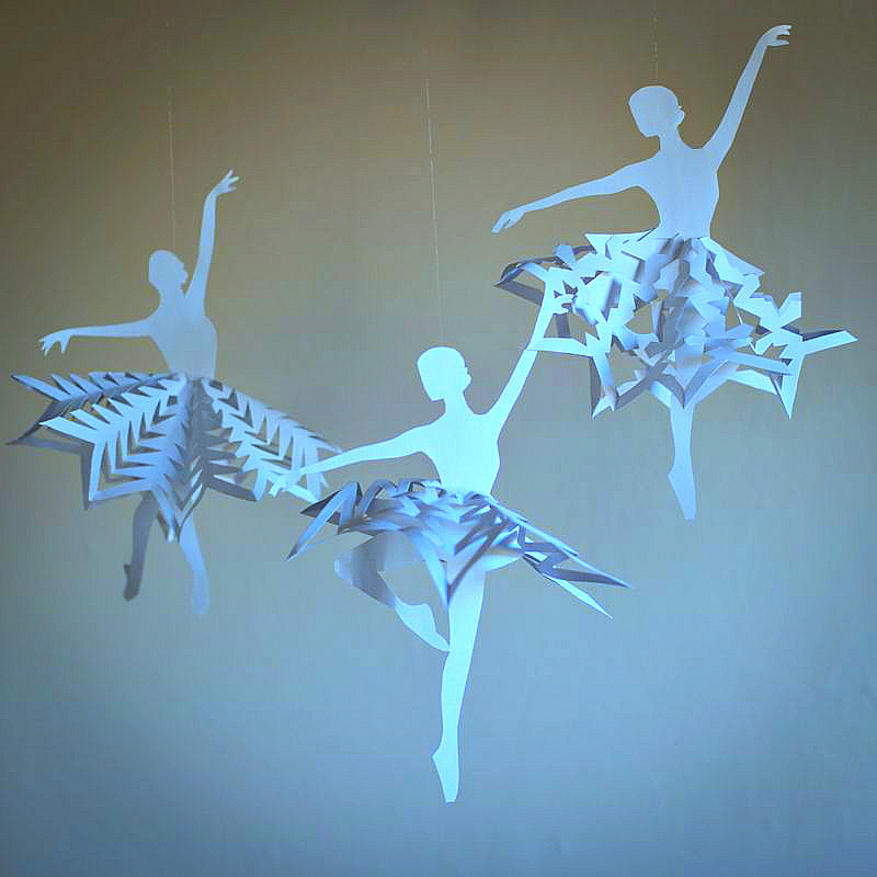 Балерины в пачках
