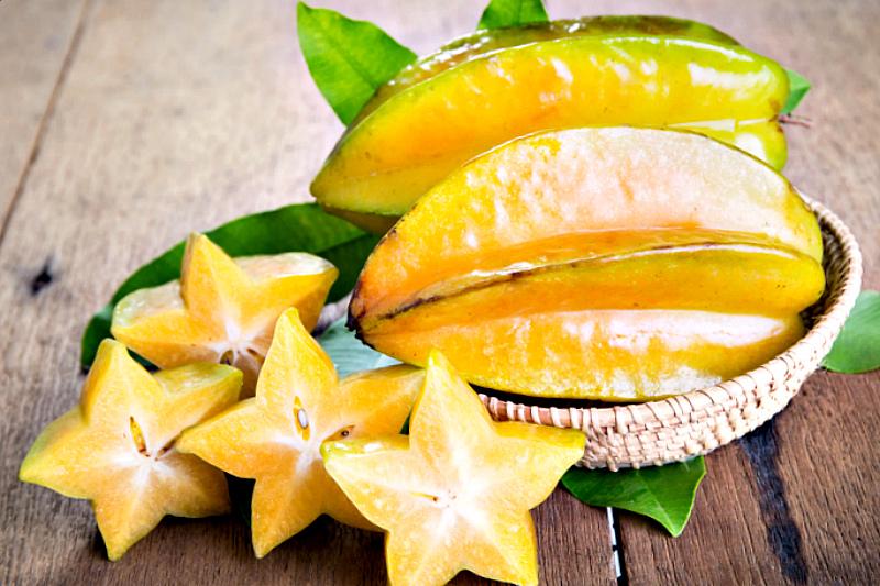 Карамбола плоды