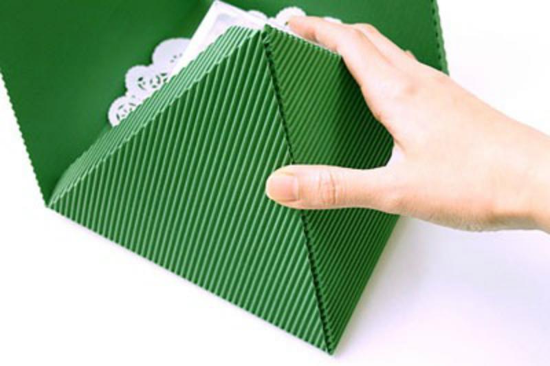Коробка для подарка своими руками 3