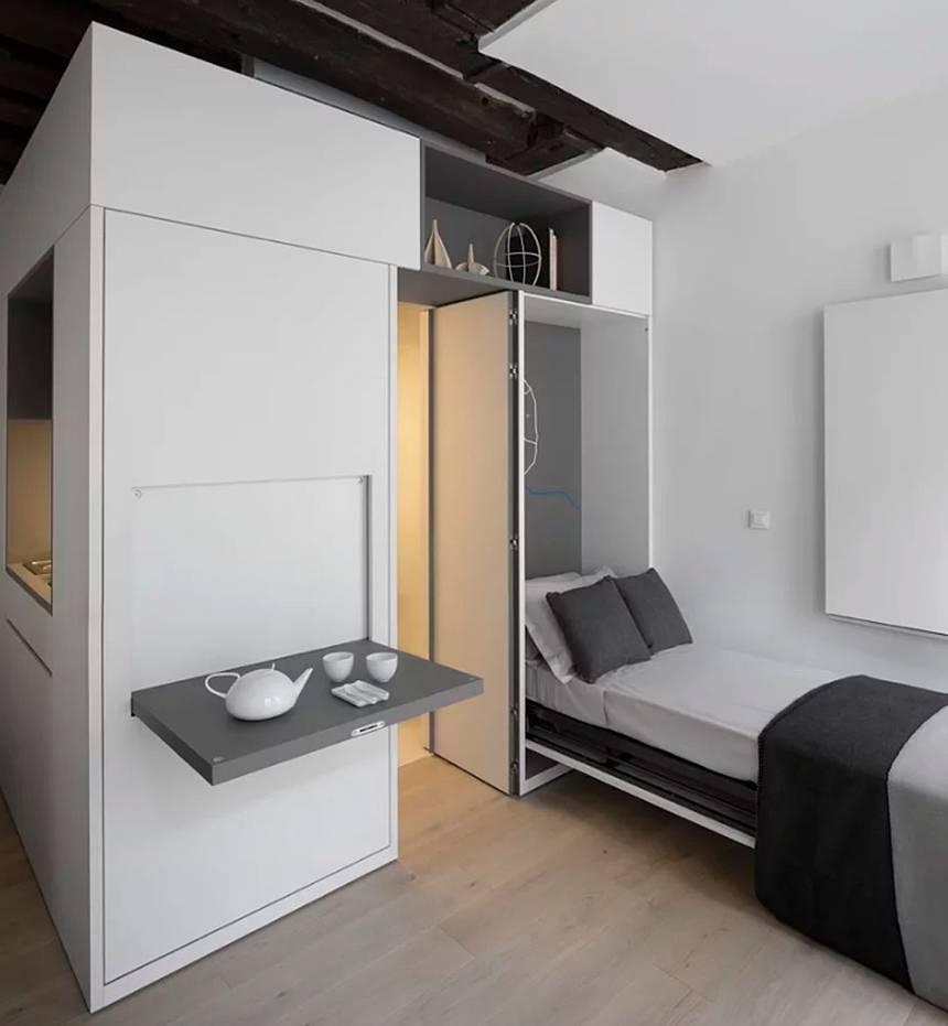 Мини-квартира