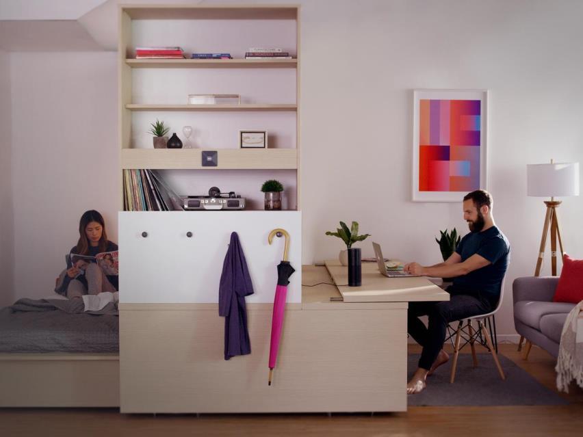 Удобство мебели ORI