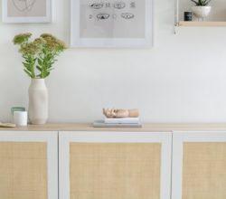 Как прокачать мебель без инструментов с помощью тростникового волокна