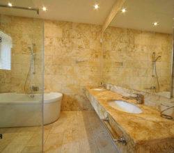 Гибкий мрамор — изысканный интерьер и неповторимый фасад вашего дома