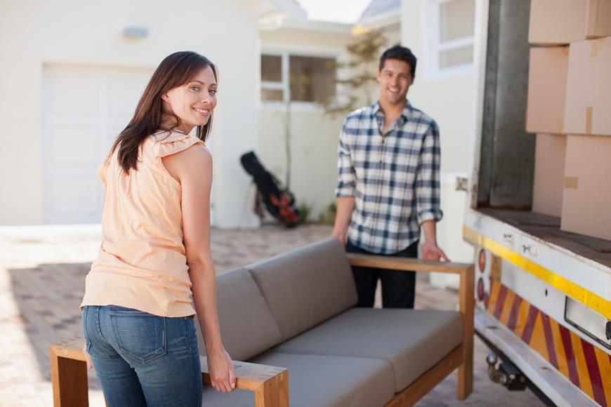 Аренда квартиры и перестановка мебели