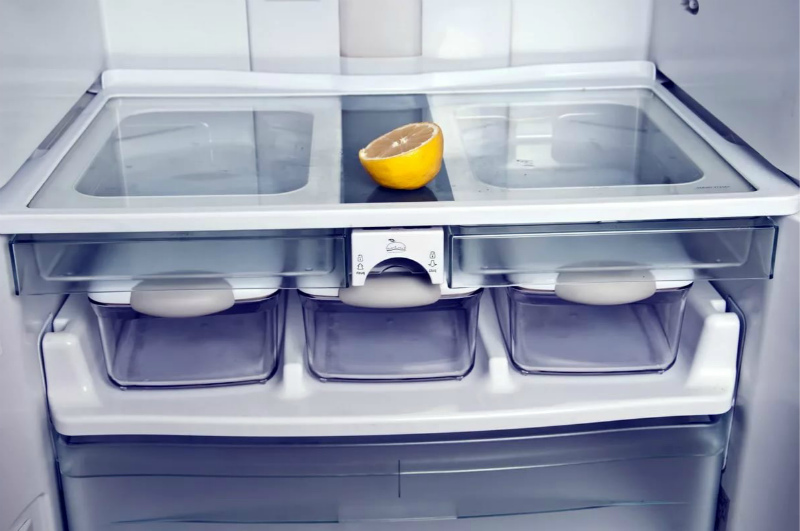 Чистый холодильник