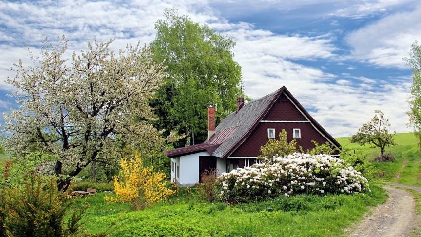 Дом за ипотеку