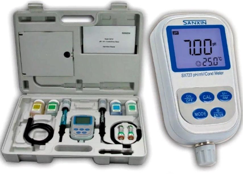 Приборы для проверки качества воды