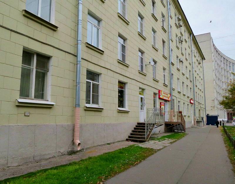 Квартира на первом этаже для бизнеса