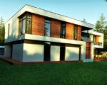 Плоская крыша в частном доме: аргументы для выбора