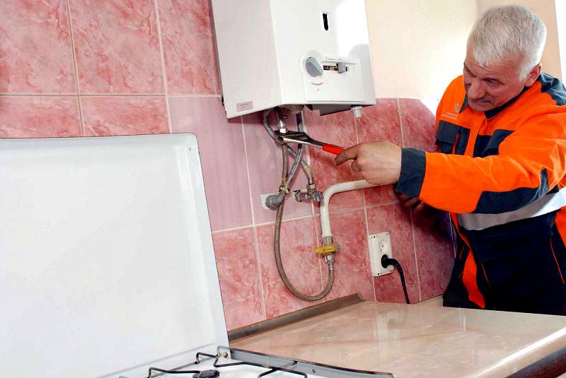 Самовольный перенос газового оборудования не допустим