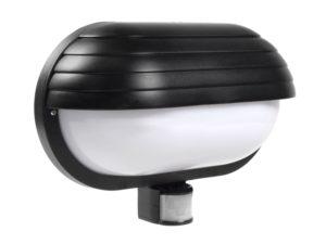 Как работает лампа с датчиком движения и как ее подключить